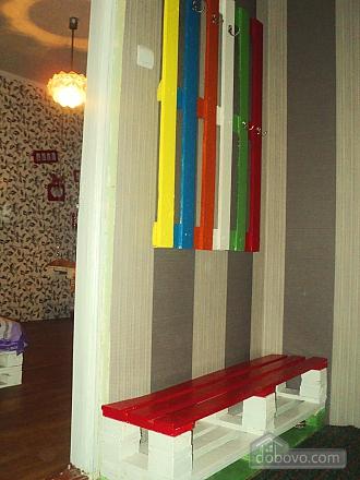 Квартира з дизайнерським оригінальним ремонтом, 1-кімнатна (77580), 006