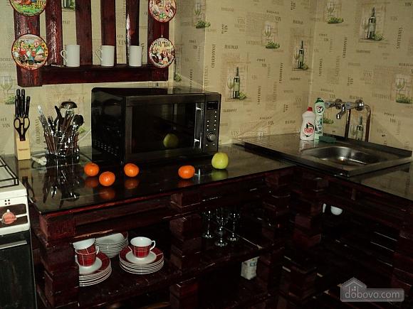 Квартира з дизайнерським оригінальним ремонтом, 1-кімнатна (77580), 009