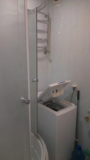 Квартира со всеми удобствами, 1-комнатная, 004
