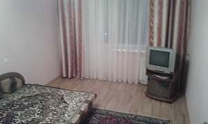Budget apartment in the center of the city, Studio, 001