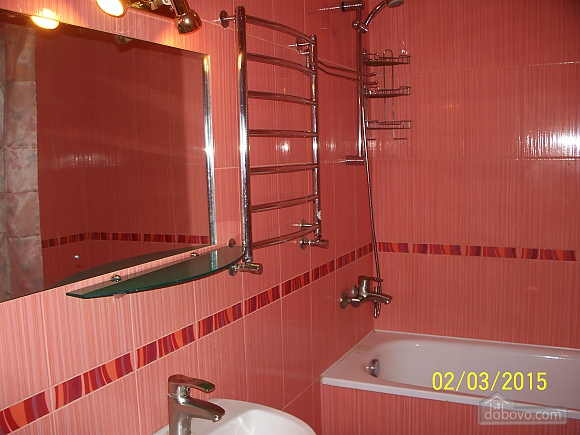 Apartment next to Amosov clinic, One Bedroom (61990), 006