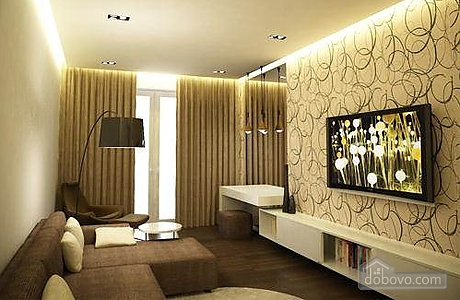 Квартира біля центру міста, 2-кімнатна (66325), 001