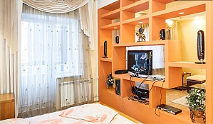 Luxury apartment, Una Camera, 004