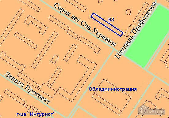 Напівлюкс, 1-кімнатна (75537), 008