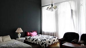 Стандартная квартира в самом центре, 1-комнатная, 001
