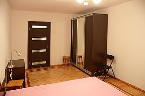 Budget apartment at Pechersk, Un chambre, 002