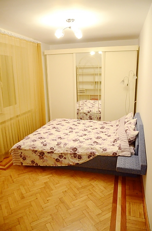 Budget apartment at Pechersk, One Bedroom, 004