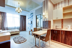 Apartment next to Filatov clinic, Monolocale, 002