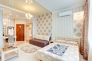 Apartment next to Filatov clinic, Monolocale, 004