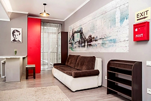 Very stylish VIP apartment, Studio, 001