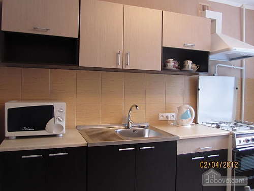 Clean and comfortable apartment with 2 bedrooms (Wi-Fi), Zweizimmerwohnung (47634), 004