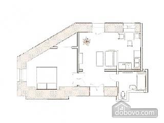 Квартира на вулиці Десятинній, 2-кімнатна (70348), 007