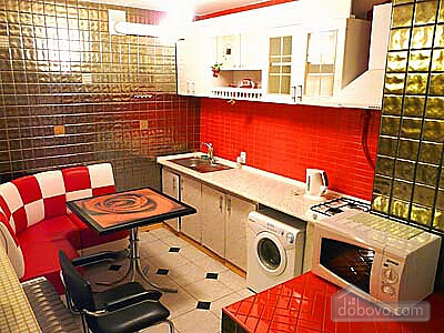 Apartment with good renovation in the center of Kiev, Una Camera (40359), 002
