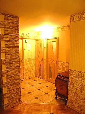 Apartment with good renovation in the center of Kiev, Una Camera, 003