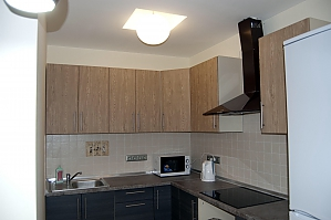 Apartment next to Lukianivka and KPI, One Bedroom, 009