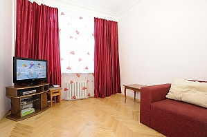 Apartment next to Khreschatyk, Un chambre, 003