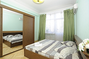Apartment next to Khreschatyk, Un chambre, 001