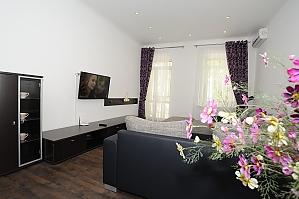 Apartment next to Khreschatyk, Un chambre, 002