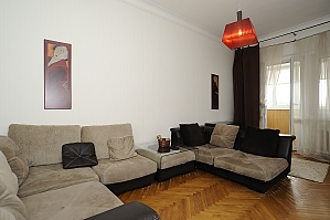 Great apartment in the city centre in a quiet location, One Bedroom, 002