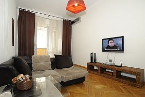 Great apartment in the city centre in a quiet location, One Bedroom, 001