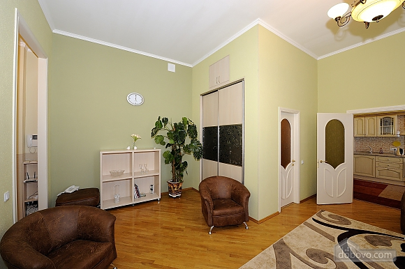 Apartment close to the Metro Ploshcha Lva Tolstogo, Un chambre (22962), 003