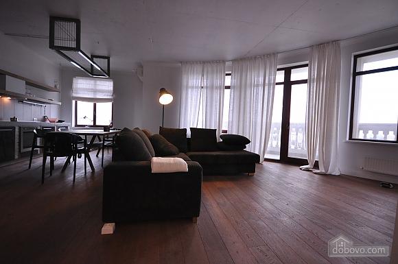 Ультрасучасна квартира з терасою і видом на море, 3-кімнатна (98733), 004