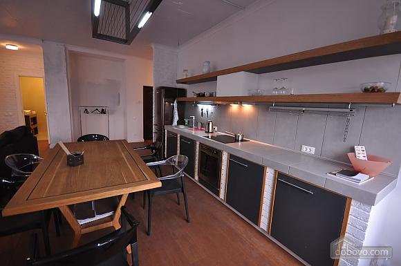 Ультрасучасна квартира з терасою і видом на море, 3-кімнатна (98733), 006