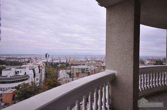 Ультрасучасна квартира з терасою і видом на море, 3-кімнатна (98733), 008
