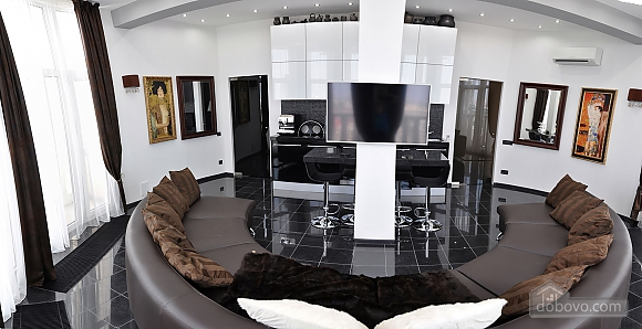 Luxury apartment with terrace and sea view, Deux chambres (61132), 001