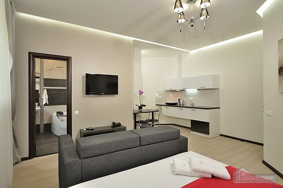 VIP apartment in modern style with jacuzzi, Studio (24018), 001