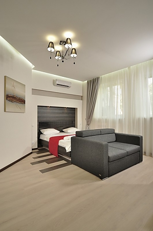 VIP apartment in modern style with jacuzzi, Monolocale, 002