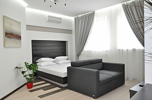 VIP apartment in modern style with jacuzzi, Monolocale, 003