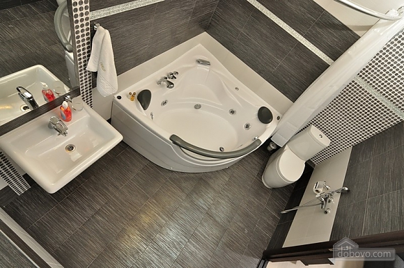 VIP apartment in modern style with jacuzzi, Studio (24018), 006