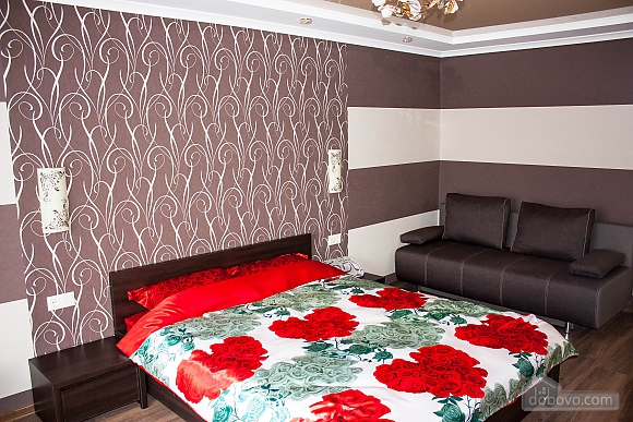 Chocolate - apartment in the center or Mariupol, Studio (88055), 002