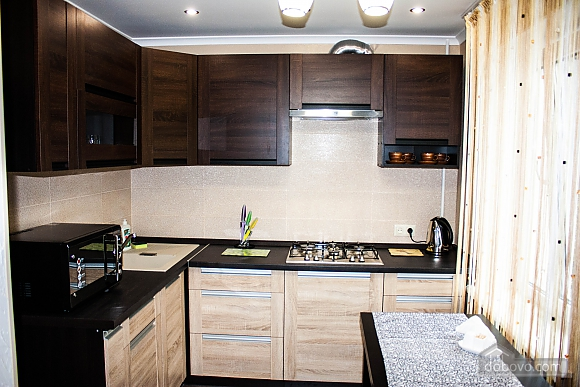 Chocolate - apartment in the center or Mariupol, Studio (88055), 007