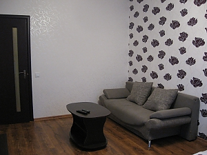 The apartment is in a new building near Zhytomyrska underground, Monolocale, 004