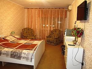 Квартира в самом центре города, 1-комнатная, 001