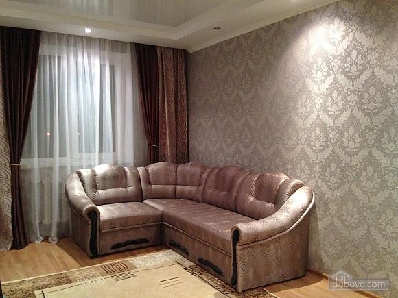 Квартира з джакузі, 1-кімнатна (42134), 001