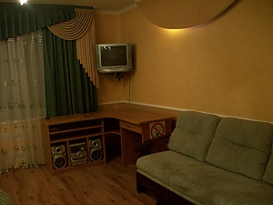 Apartment in the center near the registry office, Un chambre, 001
