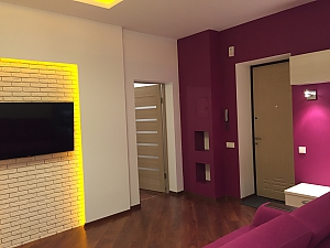 New apartment suite with Jacuzzi near Most City, One Bedroom, 001