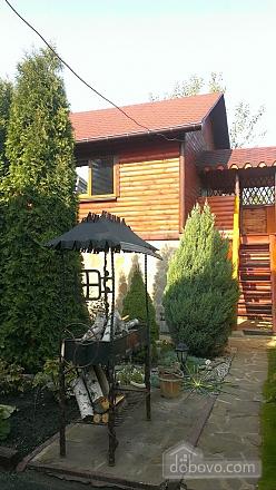 Дерев'яний будиночок, 1-кімнатна (78054), 002