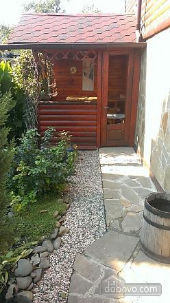 Дерев'яний будиночок, 1-кімнатна (78054), 003