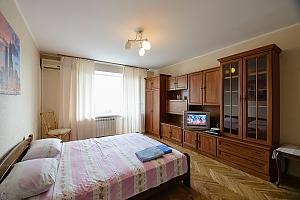 Затишна квартира з чудовим видом, 1-кімнатна, 004