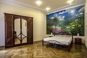 Двокімнатна квартира в центрі, 2-кімнатна, 001