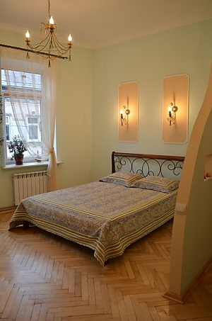 Spacious apartment close to the center and  train station, Studio, 002