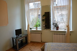 Spacious apartment close to the center and  train station, Monolocale, 003