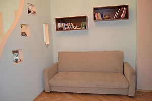 Spacious apartment close to the center and  train station, Studio, 004