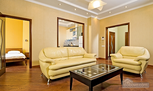 VIP apartment in a luxury house with an exclusive renovation and service, Un chambre (96362), 004