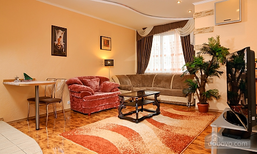 VIP apartment in a luxury house with an exclusive renovation and service, Zweizimmerwohnung (49245), 002