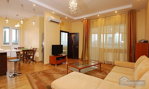 VIP apartment in a luxury house with an exclusive renovation and service, Zweizimmerwohnung (23068), 001